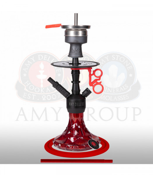 Amy Deluxe Alu Brilli S 107.03 - PSMBK-RD