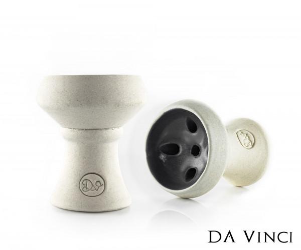 Da Vinci - Steinkopf 2.0 White/Black