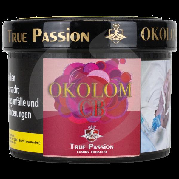 True Passion Tobacco 200g - Okolom CB