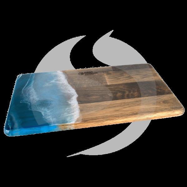 First Hookah Dark Board - Blue Wave