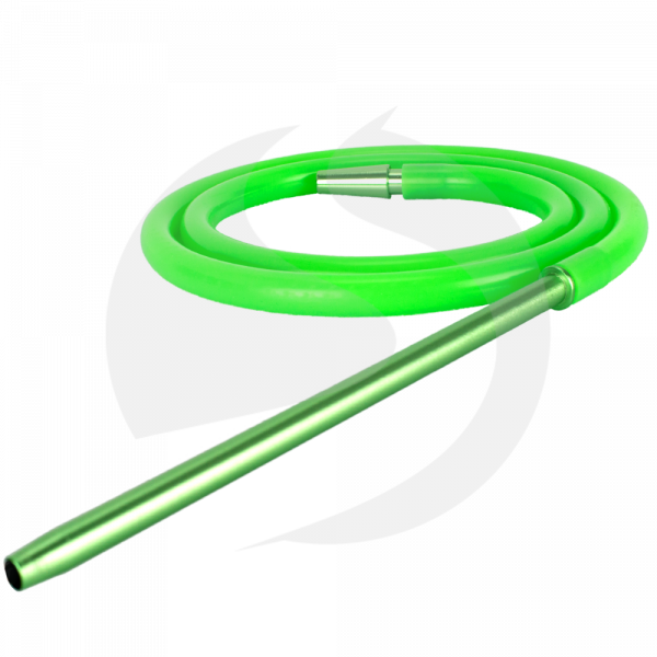 SK Silikonschlauch SET - Neon Grün