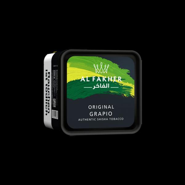 Al Fakher Tobacco 200g - Grapio