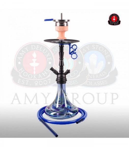 Amy Shisha Middle Zoom 058R - PSMBK-BU (Blue)