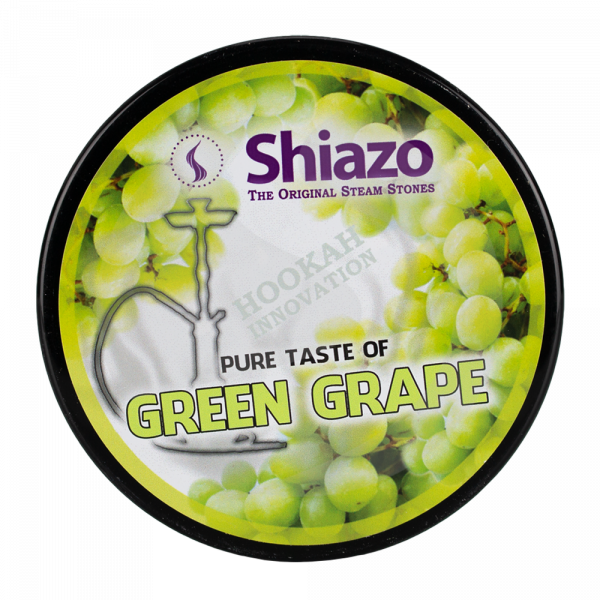Shiazo Dampfsteine 100g - Green Grape