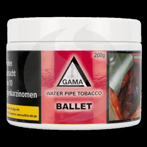 Gama Tobacco 200g - Ballet (Hate)