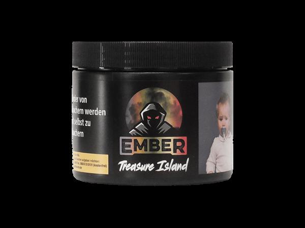 Ember Tobacco 200g - Treasure Island