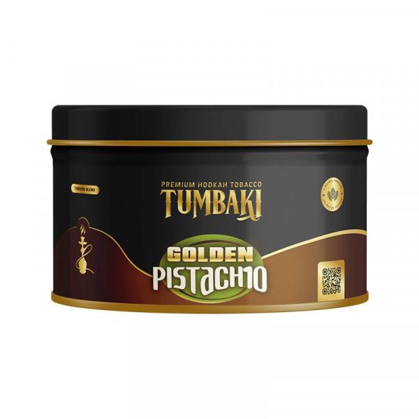 Tumbaki Tobacco 200g - Golden Pistac1o