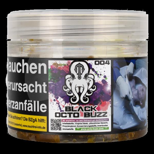 Octo Buzz Tobacco 200g - Black Octo Buzz