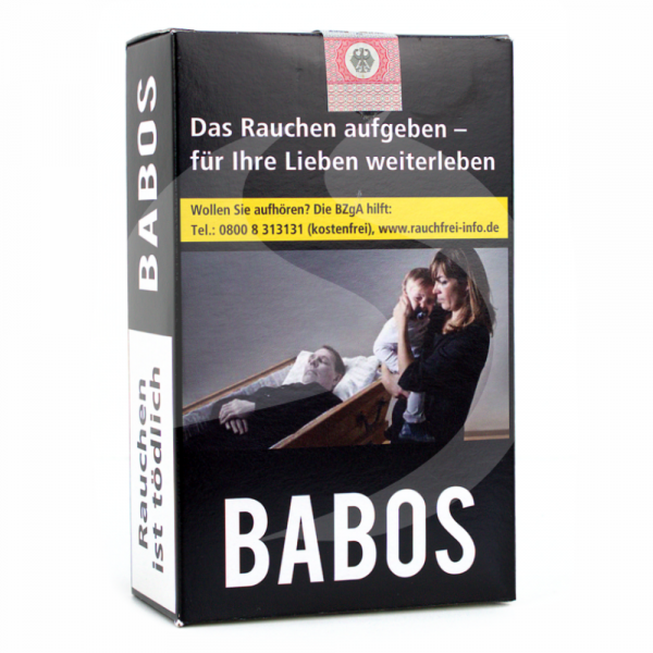 Babos Tobacco 200g - Babos