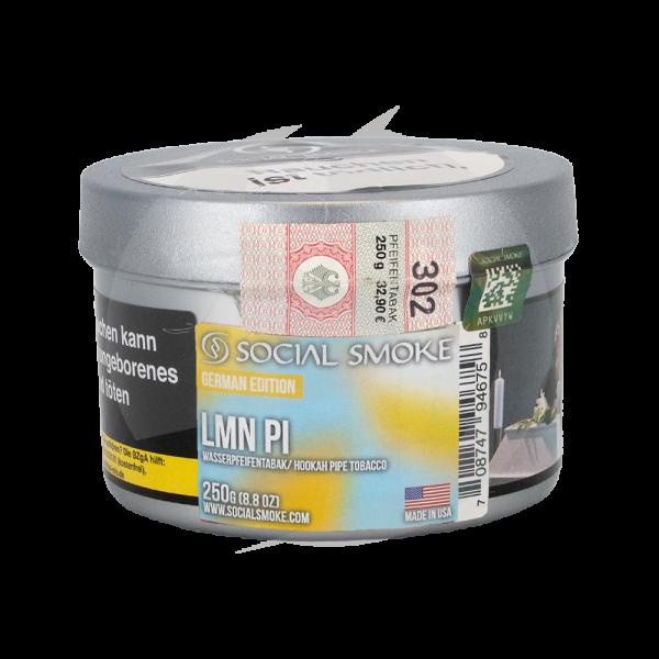 Social Smoke 250g - Lmn Pi