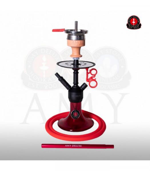 Amy Alu Jewel S 071.03 - PSMBK-RD (Red)