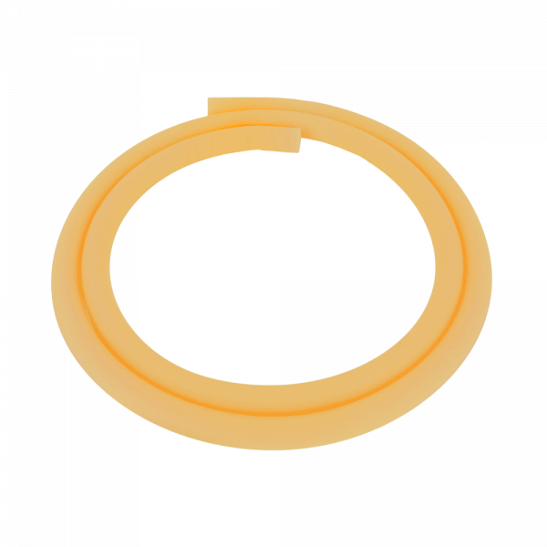 Luna Silikonschlauch - Gold