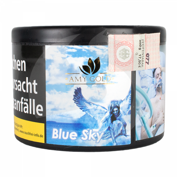 Amy Gold Tobacco 200g - Blue Sky