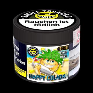 Smile Tobacco 200g - Happy Colada