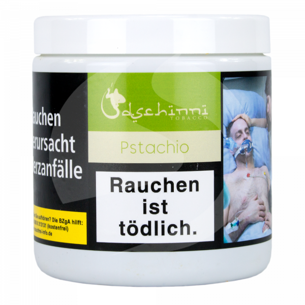 Dschinni Tobacco 200g - Pstachio