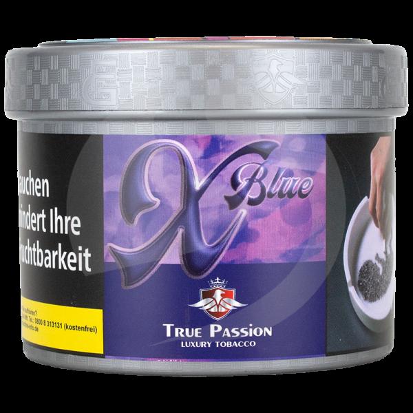 True Passion Tobacco 200g - Blue X