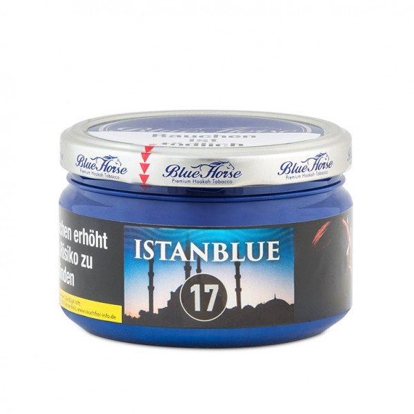 Blue Horse Tobacco 200g - Istanblue (17)