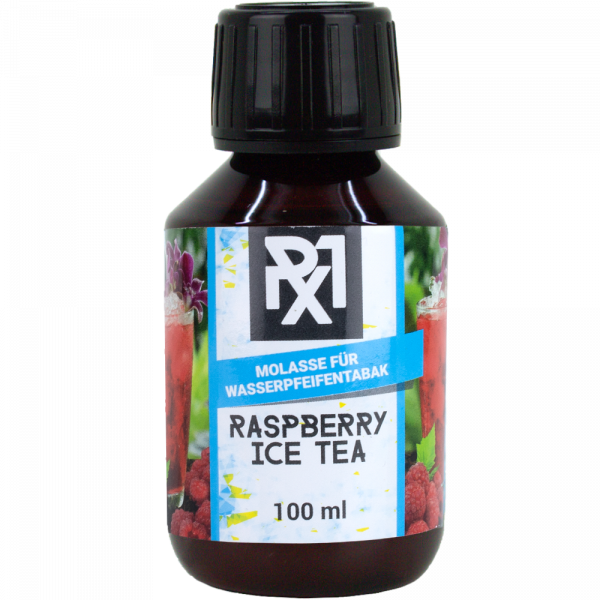 PX1 Molasse 100ml - Raspberry Ice Tea