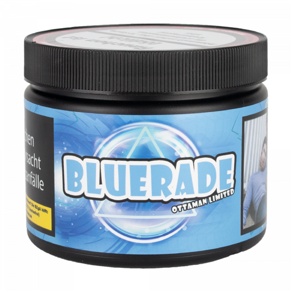 Ottaman Limited Edition 200g - Blue Bluerade