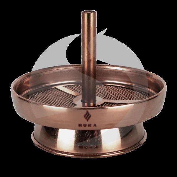 Huka Phönix Kaminaufsatz - Bronze