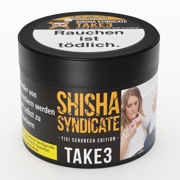 Shisha Syndicate Tabak 200g - Take3