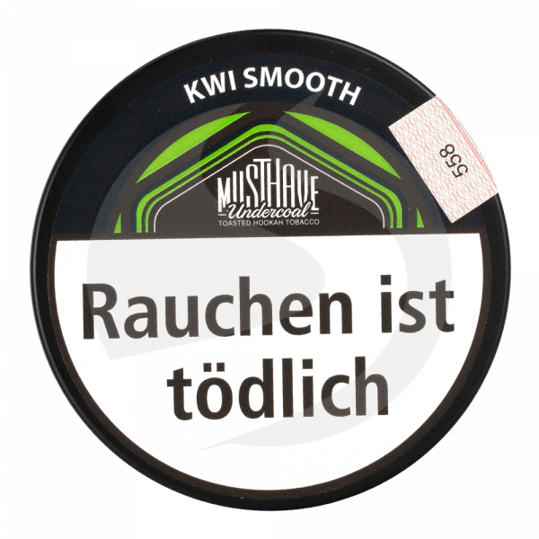 Musthave Tobacco 200g - Kwi Smooth