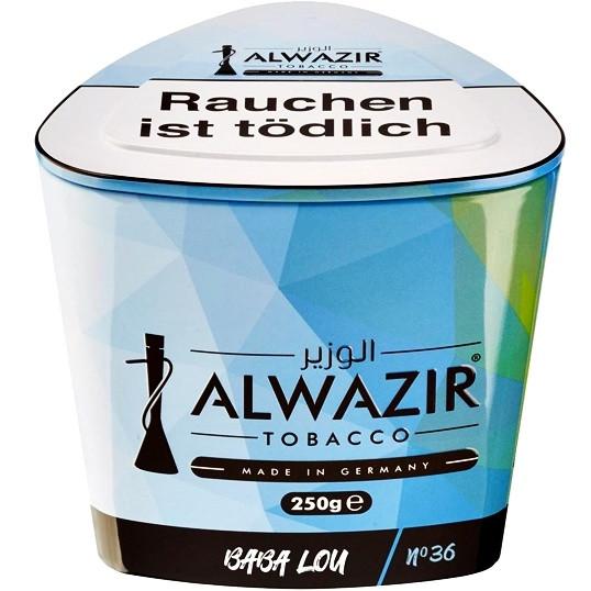 Al Wazir Tobacco 250g - No. 36 Baba Lou