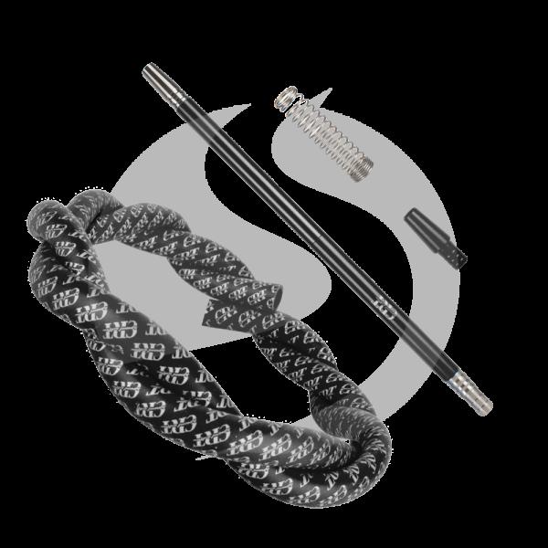 CRT Special Edition V2A Set - Black/Silver