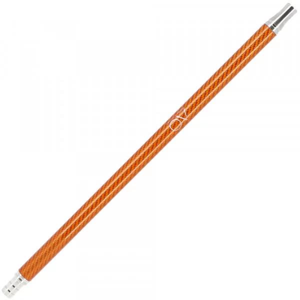AO Carbon Mundstück Edelstahl V2A - Orange