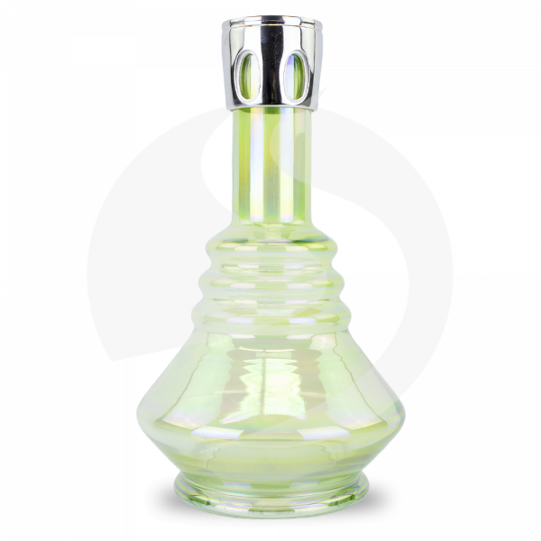 Ersatzglas Gök Nargile - Lime Shiny