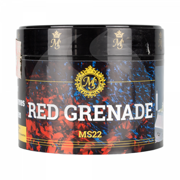 Magic Smoke Tobacco 200g - MS22 Red Grenade