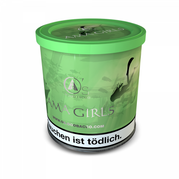 O's Tobacco Green 200g - Ama Girls