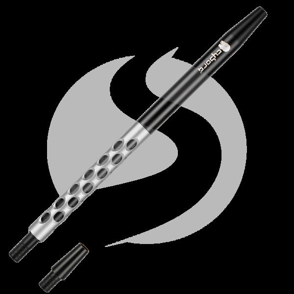 Cyborg Hookah Mundstück BOMBO - Silver