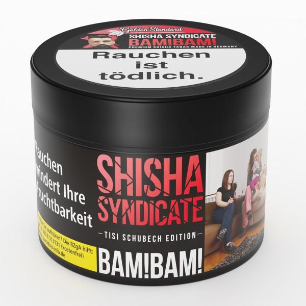 Shisha Syndicate Tabak 200g - Bam!Bam!