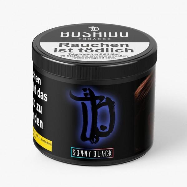 Bushido Tobacco 200g - Sonny Black