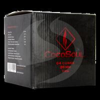 Cocosoul 26er Kokosnuss Naturkohle 1kg