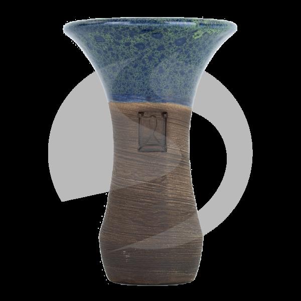 Werkbund Hookah Evo Phunnel (5) - Coral Blue Green