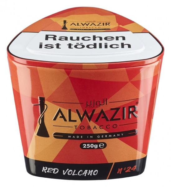 Al Wazir Tobacco 250g - No. 24 Red Volcano