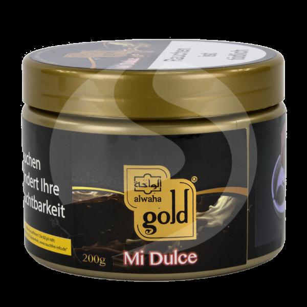 Al Waha Gold Tabak 200g - Mi Dulce