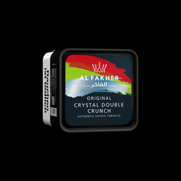 Al Fakher Tobacco 200g - Crystal Double Crunch