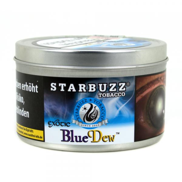 Starbuzz Tabak 200g - Blue Dew