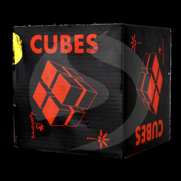 Dschinni Cubes Deluxe Boxkohle 1kg