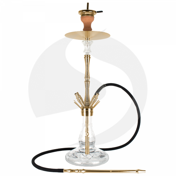 The Hookah Sexmachine - Gold