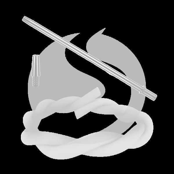 Shizu Schlauchset - Silver
