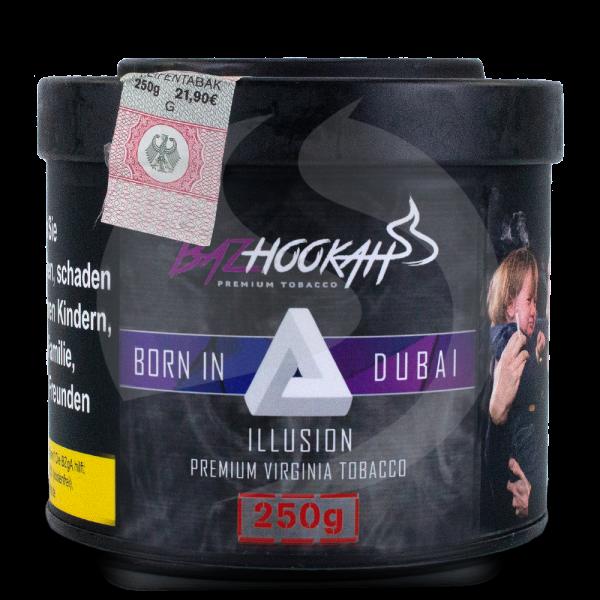 Bazhookah Premium Tobacco 250g - Illusion