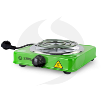 ShiZu Kohleanzünder 1000W - Grün