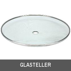 Glaskohleteller