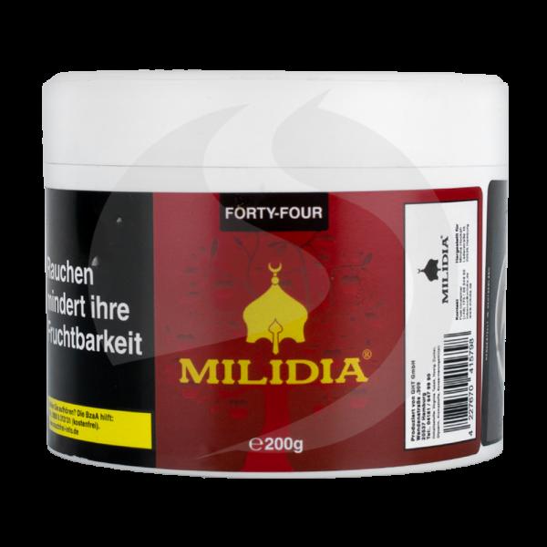 Milidia Tobacco 200g - Fourty Four
