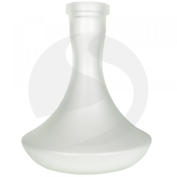 HW Steck-Bowl - White Frosted