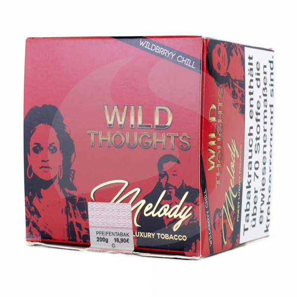 Melody Tobacco 200g - Wild Thoughts